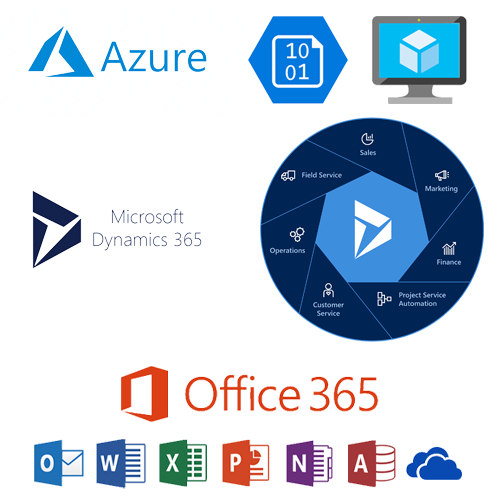 Microsoft 365 services provided by Pure IT